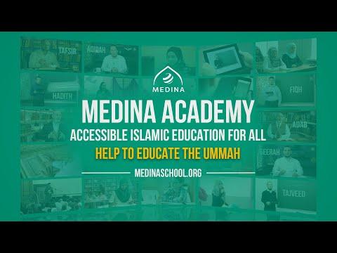 Medina Academy: Accessible Islamic Education for All