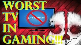 WORST TV IN GAMING!!!! - BE PREPARED