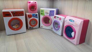 Какая детская стиральная машина лучше? Игрушечная стиральная машинка с водой!