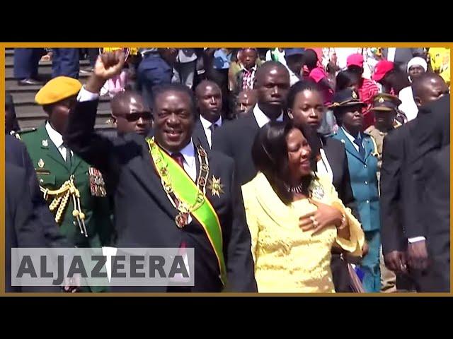🇿🇼 Zimbabwe's Heroes day: Mnangagwa calls for peace, unity  Al Jazeera English