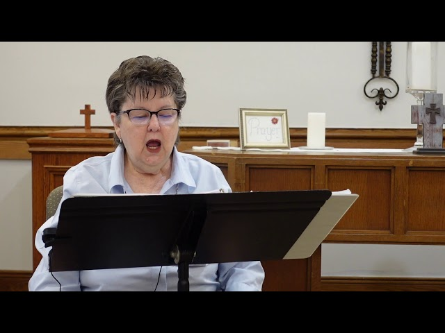 Jan Randolph's Bible Study - February 12, 2021