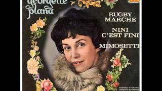 Georgette Plana - Le tango du chat
