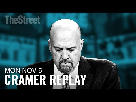 Jim Cramer: I Can't Be as Cynical as the President