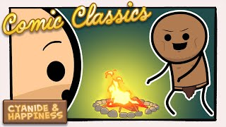 Dawn of Man | Cyanide & Happiness Comic Classics