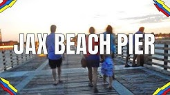 WE WENT TO THE JAX BEACH FISHING PIER AND THIS IS WHAT HAPPENED