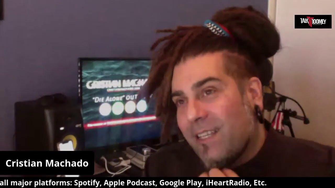 Cristian Machado Interview