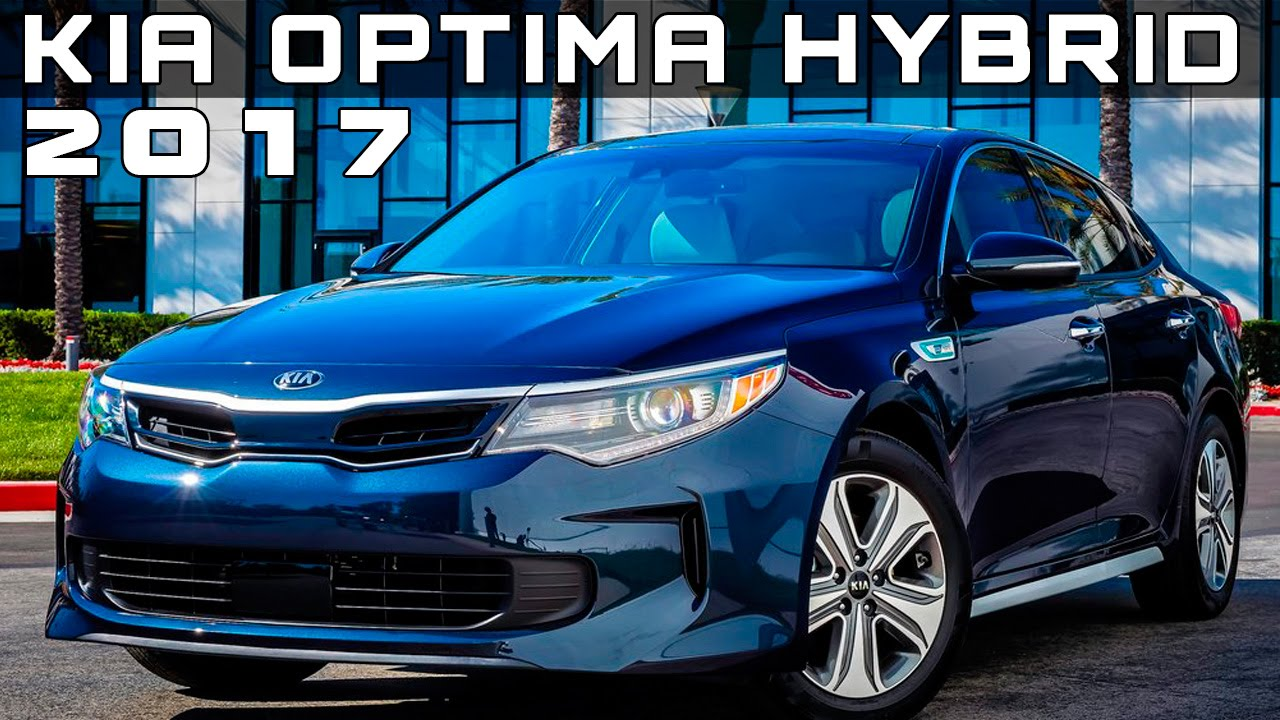 2017 Kia Optima Hybrid Review Rendered Price Specs Release Date
