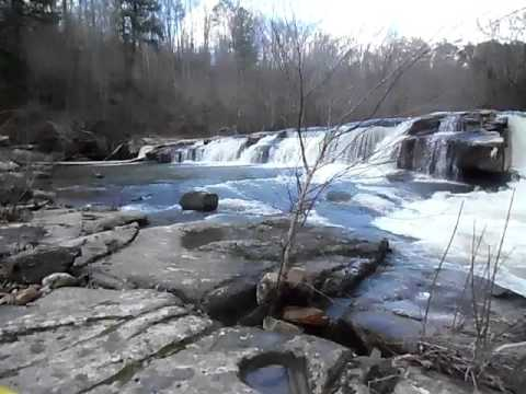 Bear Creek Alabama >> Factory Falls Bear Creek Youtube