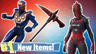 Red Knight is Back! & New Criterion Skin! Fortnite Live Stream!