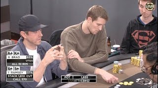 AKs vs 65s For ALLL The Marbles On LATB! Poker Vlog Ep 44