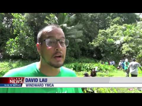 Windward YMCA Togetherhood Project: Ulupo Heiau and Lo