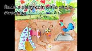 Martina Finds a Shiny Coin. Children's Book Trailer