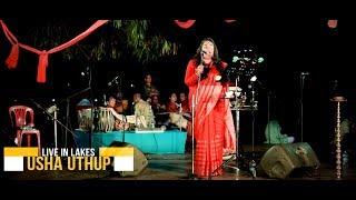 Live in Lakes Durga Sarobar Music Festival: Bulleya by Usha Uthup