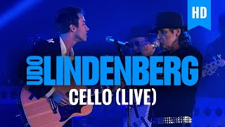 Udo Lindenberg - Cello feat. Clueso (Live)