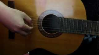 Hòn đá cô đơn-guitar(Bi a)
