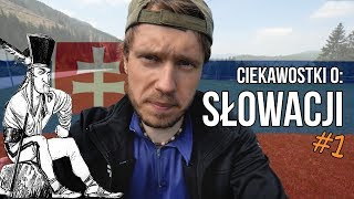 Czego nie wiedzieliście o Słowacji? 14 ciekawostek o kraju Janosika | #CiekawostkaZrana