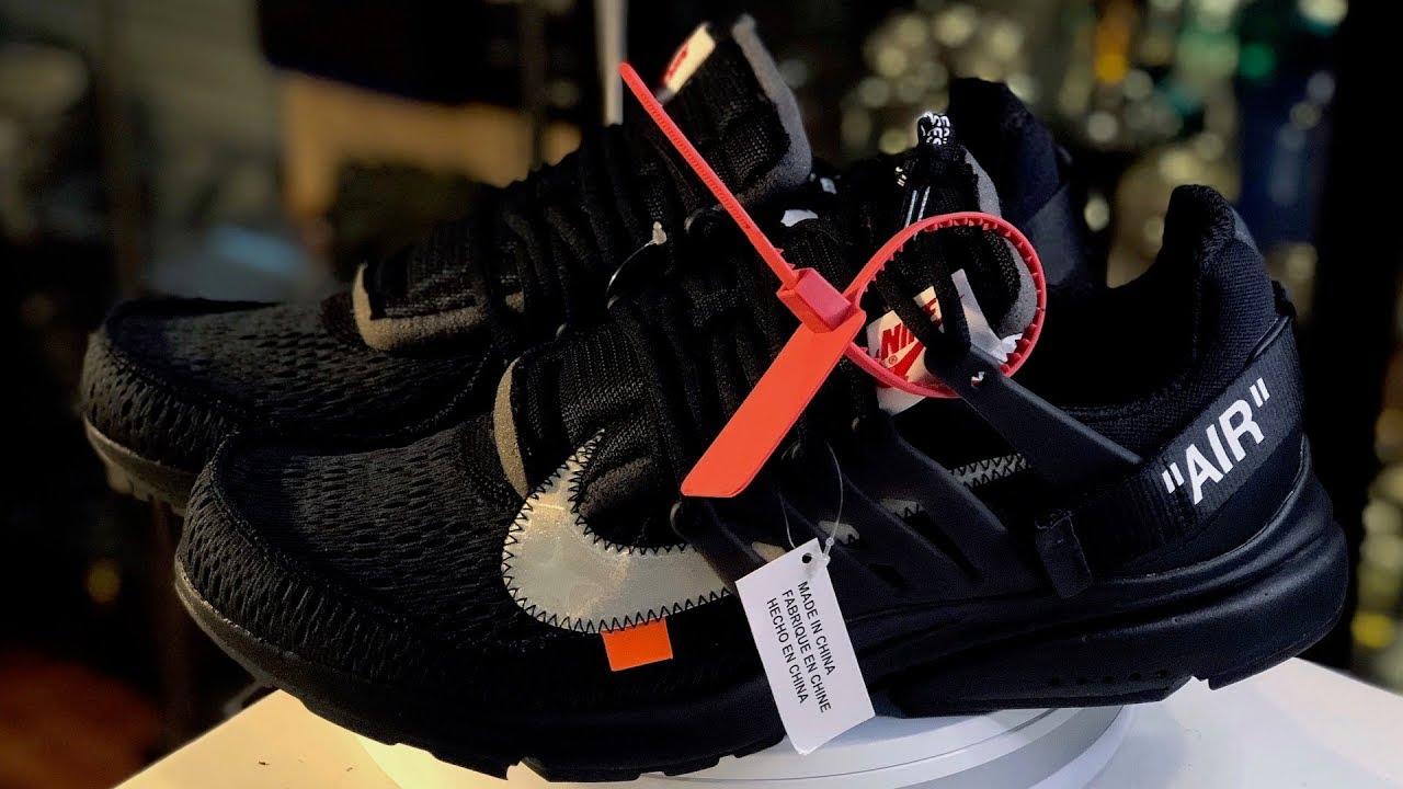 5f73ca78b295 OFF-WHITE x NIKE AIR PRESTO BLACK Pinoy Unboxing Edition!!! (+How to Buy  Grail Sneakers)