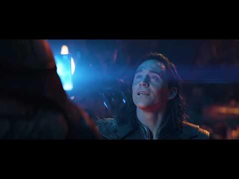Танос получает второй камень бесконечности / Мстители  Война бесконечности