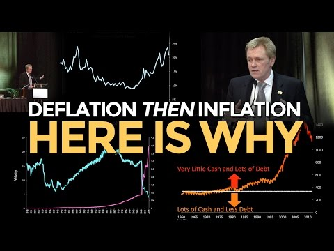 Deflation Comes First, Then Inflation - Mike Maloney