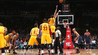 Download Relive the EPIC Finish from the Cavs-Wizards OT Thriller Mp3 and Videos