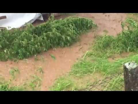 Überschwemmung Schollbrunn   HD 1080p