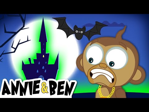 Transylvania Terror | Cartoon | Funny Cartoons for Children | The Adventures of Annie and Ben
