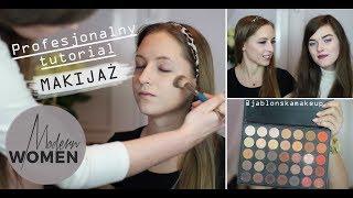 GRWM | Make up artist robi mój makijaż | Modern Women