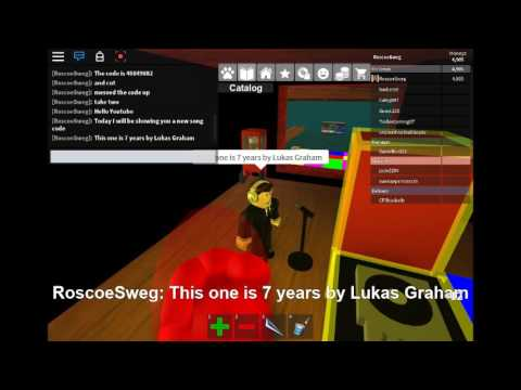 7 Years Id Code For Roblox - Roblox Music Code 7 Years