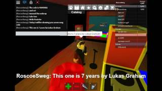 Roblox Music Code 7 years