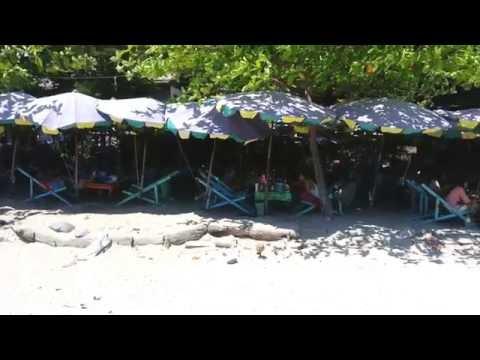 หาดถ้ำพัง (อ่าวอัษฎางค์) ณ เกาะสีชัง