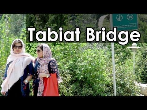 Tabiat Bridge | پل طبیعت