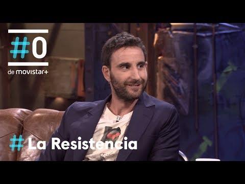 LA RESISTENCIA - Dani Rovira y el último WhatsApp de tu madre | #LaResistencia 18.09.2018