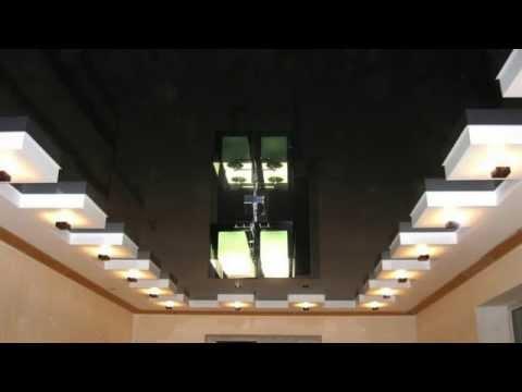 Кривой Рог: натяжные потолки (фото, цены, стоимость работ по установке)