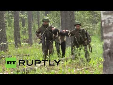 Tajikistan: 201st Russian military base conducts military drills