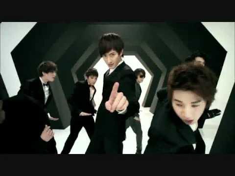 Super Junior M-Super Girl (Korean Chipmunk Version)