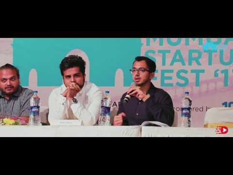 Panel Discussion| Mumbai Startup Fest 2017