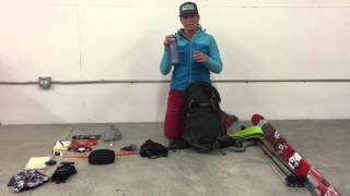 What's in a Backcountry Pack?