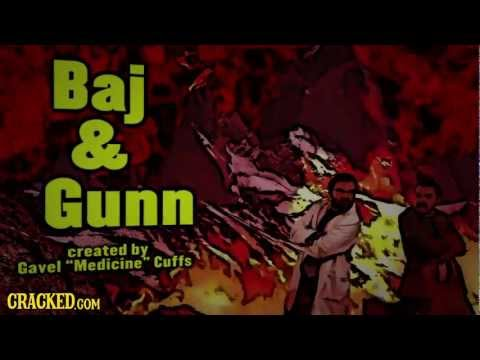 Baj and Gunn: The Best Buddy Cop Team That Never Was
