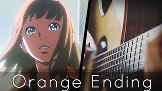 mirai () - orange ed (acoustic guitar)tabs