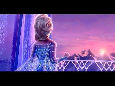 La reine des neiges vue par ridz ran youtube - Image de la reine des neige ...