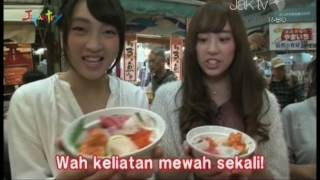 [FULL] EP 2 JKT48 & HKT48   JAPAN TRY JAK TV 170115