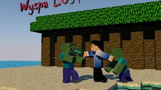 Minecraft Wyspa LOST #17 Budowa Idzie coraz lepiej cz 2