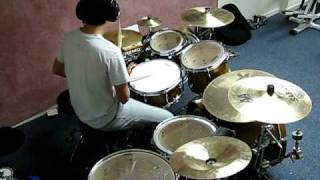 Nickleback-Gotta be somebody (drum cover)