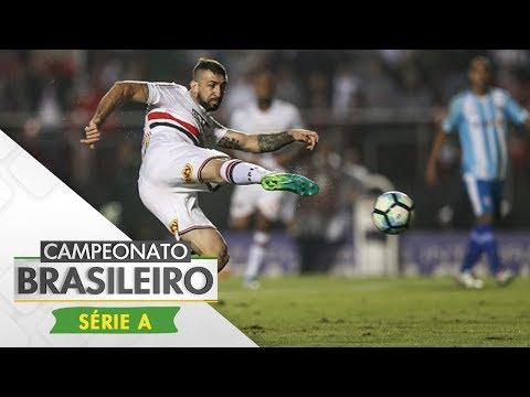 Melhores Momentos - Gols de São Paulo 2 x 0 Avaí - Campeonato Brasileiro (22/05/2017)