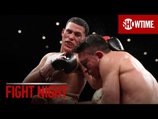 FIGHT NIGHT: David Benavidez | SHOWTIME Boxing