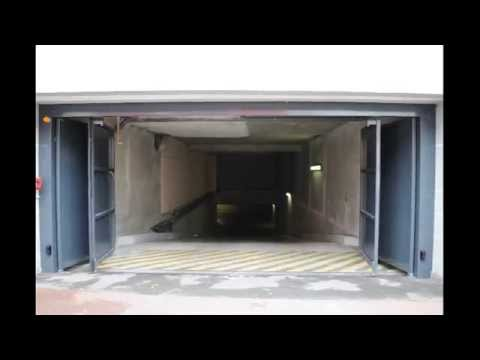 Porte automatique battante accord on 4 vantaux ste for Porte fenetre 4 vantaux accordeon