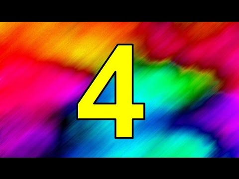 The Skip Counting by 4 Song | Silly School Songs