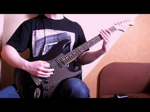 Marilyn Manson - Personal Jesus (guitar cover)