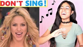 TRY NOT TO SING ALONG- If You Sing You LOSE ( Extreme Challenge)