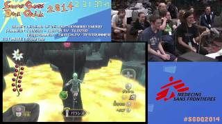 Summer Games Done Quick 2014 - Part 122 - Legend Of Zelda: Skyward Sword